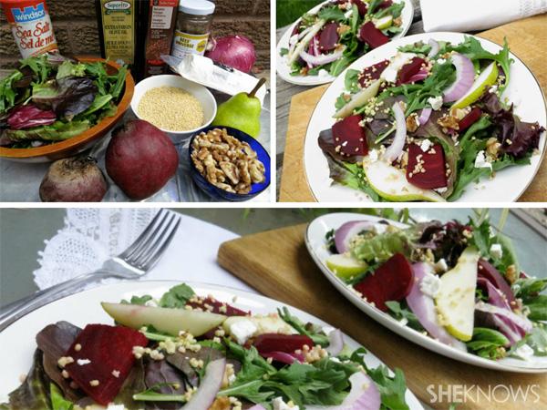 Meatless Monday: Beet salad