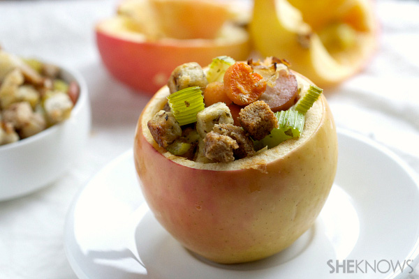3 unique savory apple recipes