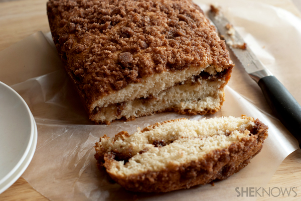 Cinnamon spice quick bread | Sheknows.com