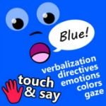 Touch & Say - Apps for children with autism