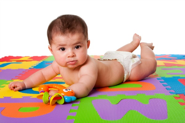 Most popular baby names, alphabetically