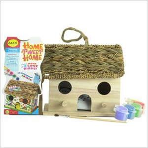 Home Sweet Home Birdhouse Kit