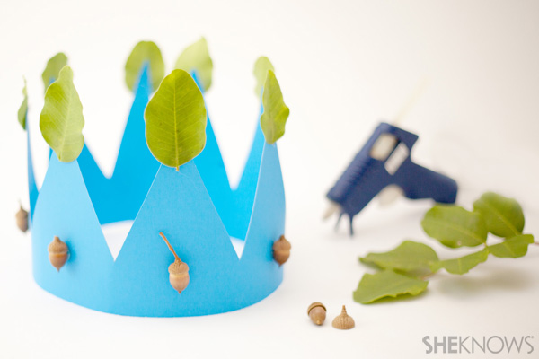 Prince crown craft