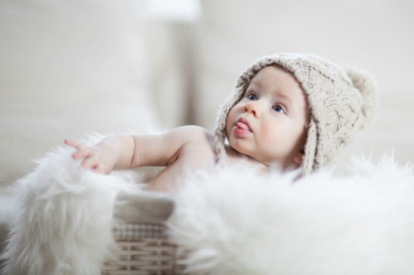 Cozy up with these baby names