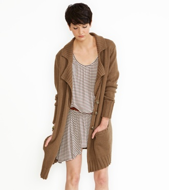 Rachel Pally Button Sweater Coat