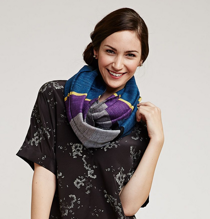 Tea Collection Fashion-Able Scarf