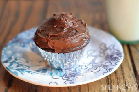 ancho chocolate cupcakes