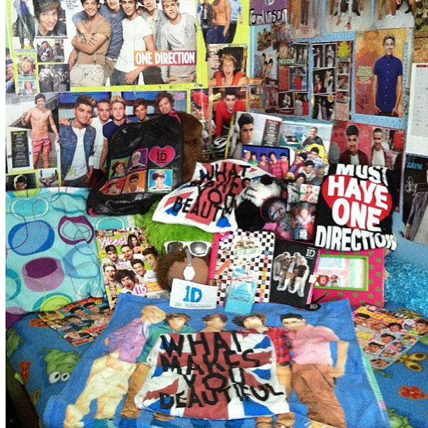 The Hottest One Direction Rooms For Your Tween