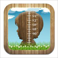 Kid Measure app