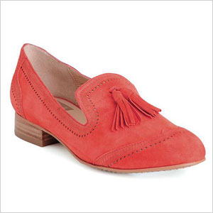 Tasseled loafers
