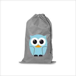 Owl laundry bag