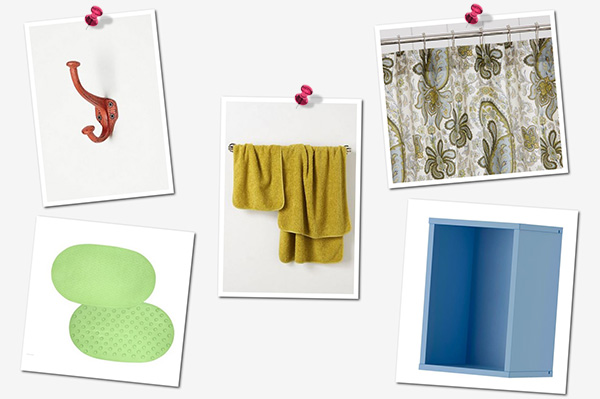 Update your space with blue, green and yellow