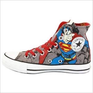 Chuck Taylor Super Man