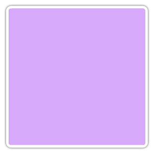 Color blocking light purple