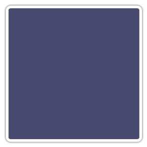 Color blocking Navy blue