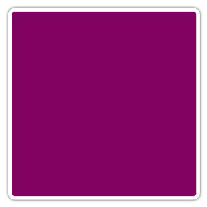 Color blocking purple