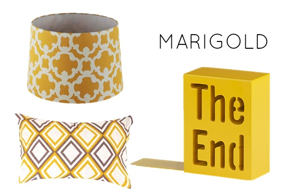 Marigold (Yellow)