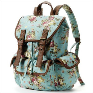 This cute yet functional Candie's backpack will get compliments. A ...