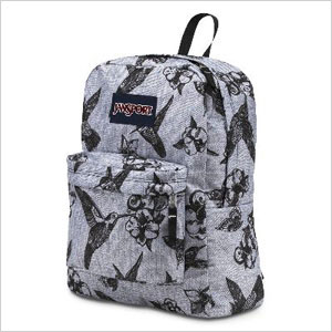 JanSport SuperBreak Botanical Backpack