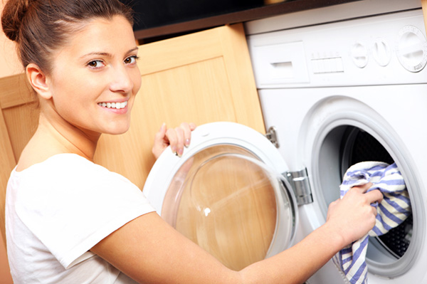 Make the most of your washing machine
