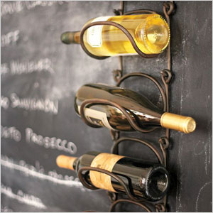Single modular wine rack