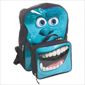 Monsters Inc. backpack