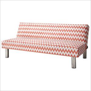 Target cute futon in chevron print.