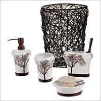 Tree bath set