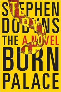 The burn palace book voer