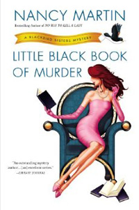 Little black book of murder book cover