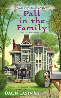 Pall in the family book cover