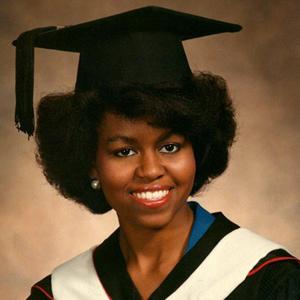 TBT Michelle Obama