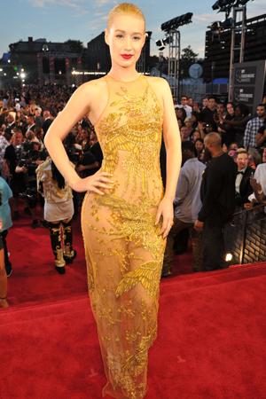 Iggy Azalea at the MTV VMAs