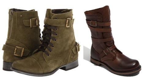 90s fashion combat boots