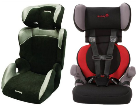 Highback booster and hybrid seat recommendations