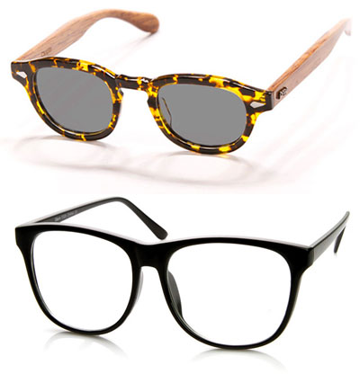Trends- Geeky glasses