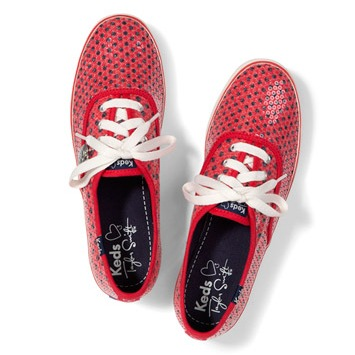 Trends- Taylor Swift Keds