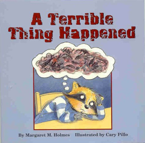 A Terrible Thing Happened cover