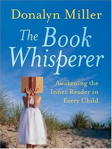 The Book Whisperer cover