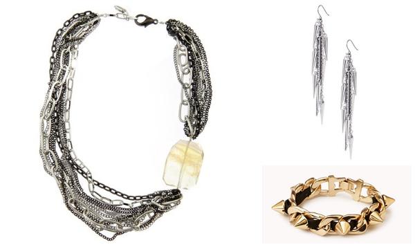 Fall accessories Rocker chic