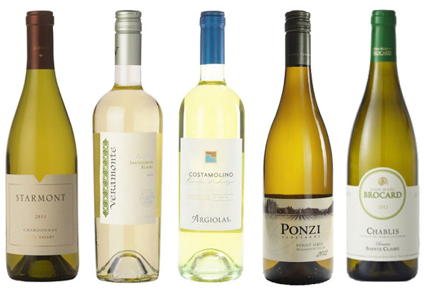Hosting wines- white wine suggestions