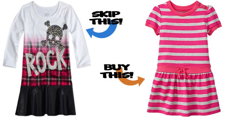 Skip this, buy this kindergarten dresses