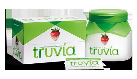 Sweeteners: Truvia