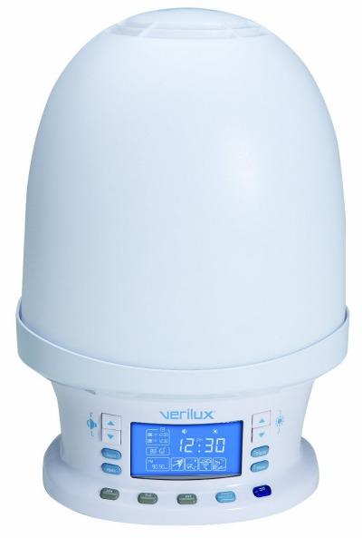 Verilux Shine Natural Wake Up Light alarm clock