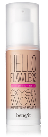 A foundation that has oxygen? Yes!