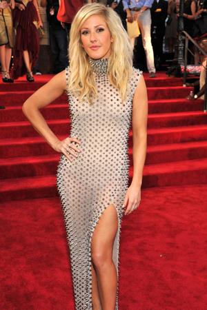 Ellie Goulding at the 2013 MTV VMAs