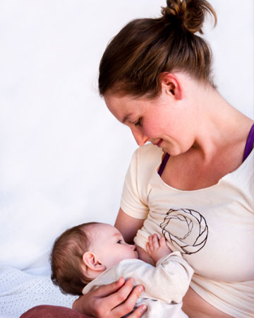 Breastfeeding may reduce breast cancer rates