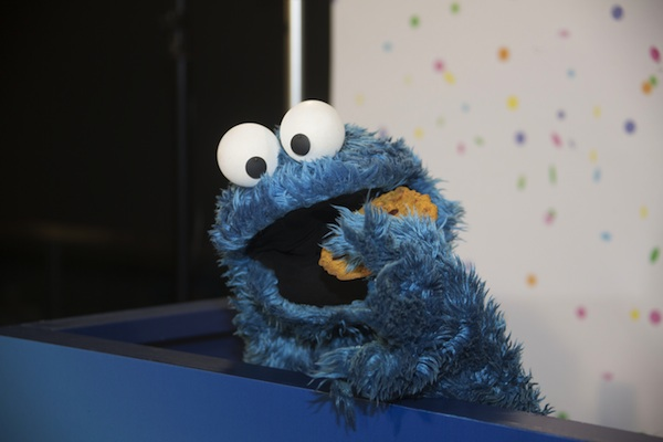 Watch Cookie Monster: 'Me Want It (But Me Wait)'