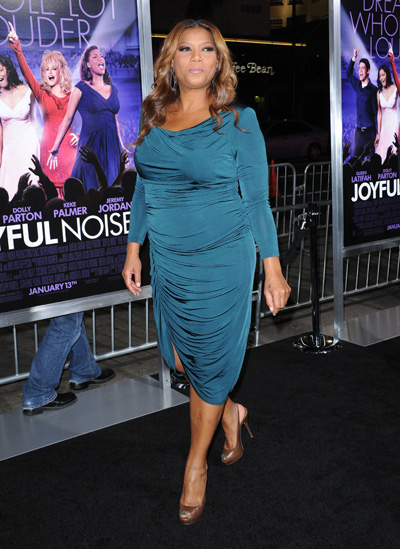 Plus-size style of the stars