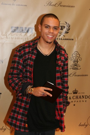 Evan Ross joins the cast of The Hunger Games: Mockingjay